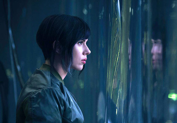 Live-Action Ghost in the Shell Film's New On-Set Footage Shows Gun Battle