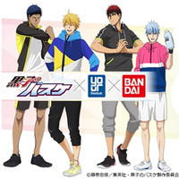 "Reebok Produces ""Kuroko's Basketball"" Collaboration Running Shoes Inspired by Seven Characters"