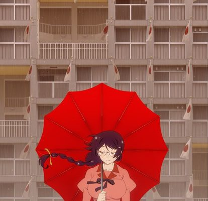3rd Kizumonogatari Film's New Visual Revealed