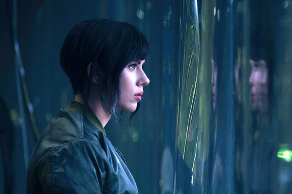 Live-Action Ghost in the Shell Teaser Shows Major's Thermoptic Suit