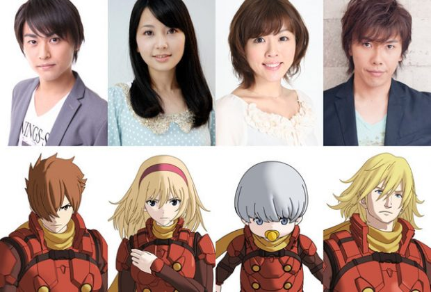 Cyborg 009 Call of Justice CG Films' New Promo Video Previews Monkey Majik's Theme Song