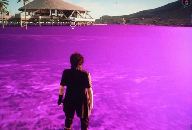 Final Fantasy XV Demo Littered With Bugs