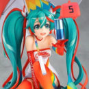"Good Smile Company ""Racing Miku 2016 Ver."" Figure Previewed in Video"