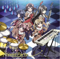 "Watch ""BanG Dream!"" Girls Band Poppin' Party's 3rd Single Anime MV"