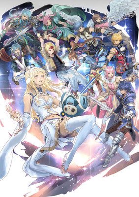 Star Ocean anamnesis Smartphone Game's Animated Trailer Previews Theme Song