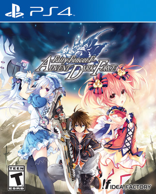 Fairy Fencer F: Advent Dark Force Gets PC Release in Early 2017