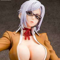 "Genco is Putting Out a 1/6 Model of ""Prison School's"" Meiko Shiraki Riding a Tiny Horse"