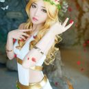 Harmonius Muse Sona Cosplay by Tomia