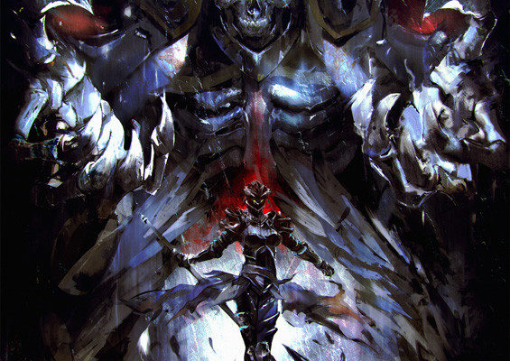 Overlord Anime's Compilation Project Split Into 2 Films With Myth&Roid Music