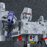Transformers Masterpiece Line Adds Megatron