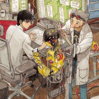 "Staff For ""Atom the Beginning"" Prequel Anime Listed"