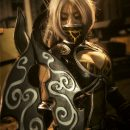 Nightblade Irelia Cosplay by Sha77zhu Quite Intimidating