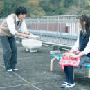 Live-Action One Week Friends Film's 4 New Stills Show Yūki Giving Diary to Kaori