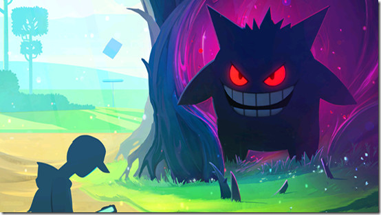 Pokémon Go Players Bust 1.3 Billion Ghost Pokémon During Halloween Event
