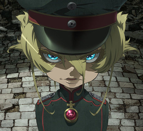 Yōjo Senki TV Anime Premieres in January, Casts Aoi Yūki in Lead Role