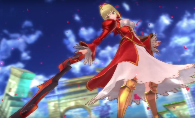 Fate/Extella English Trailers Emerge