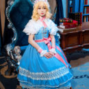 Alice Margatroid Cosplay All Dolled Up