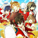"""TV Anime """"Love Kome"""" Featuring Five Personifications of Rice Brands Set for April 2017"""