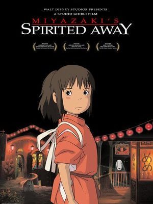 Spirited Away's Subtitled Screenings Ranked #5 at Monday's U.S. Box Office