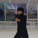 "Amateur Figure Skater Brings ""Yuri!!! on ICE"" Choreography to Life"