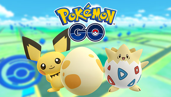 Pokémon Go Adds Pichu, Togepi, More Johto Pokémon