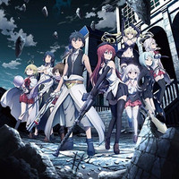 "Title, Key Visual, Additional Voice Cast for ""Trinity Seven"" Feature Film Revealed"