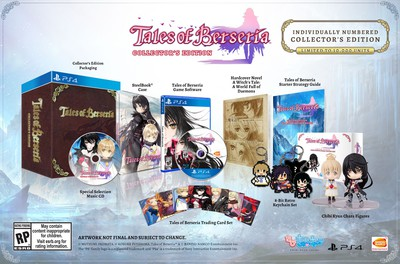 Tales of Berseria Game's Clip Previews English Dub