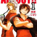All Out!! Rugby Manga Gets Stage Play in May