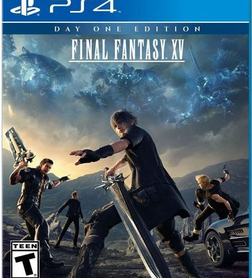 Final Fantasy XV Game's Digital Sales, Physical Shipments Exceed 5 Million Copies on 1st Day