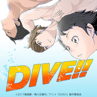 """Durarara!!"" And ""Danmachi"" Artist Designs Anime's New Sexy Swimmers With ""Dive"" Novel Adaptation"