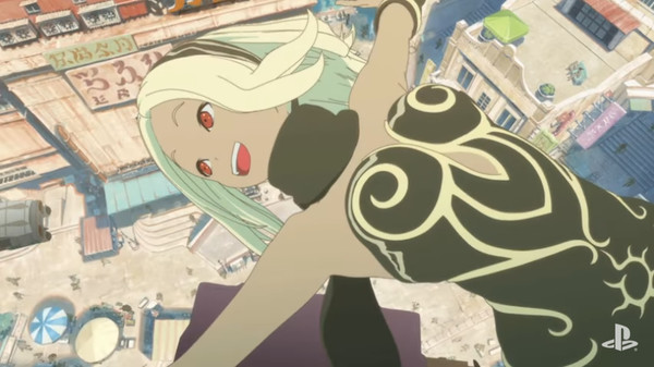 Gravity Rush 2 Prequel Anime Streams on YouTube on December 26