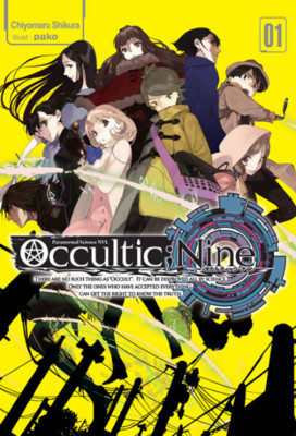 Occultic;Nine Game Slated for 2017