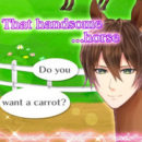Bishonen Horse Romance App Now Available in English