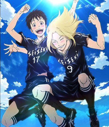 DAYS Soccer Anime's New Sequel Teased in Promo Video