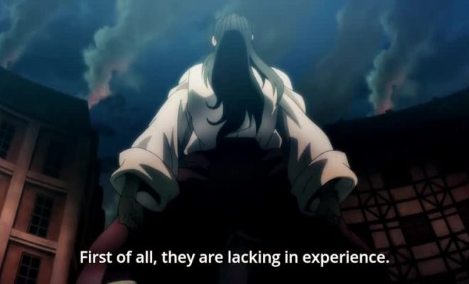 Drifters Ep. 12 is now available in OS.
