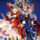 Fate/Extella Game Ships in January in N. America, Europe