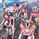 Minami Kamakura High School Girls Cycling Club Anime's 1st Promo Video Reveals Stage Play Adaptation