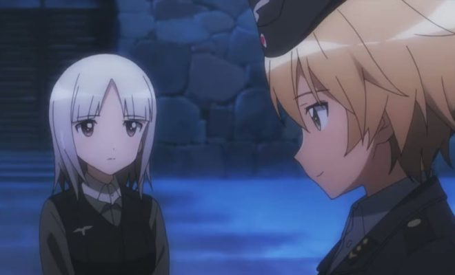 Brave Witches Ep. 8 is now available in OS.
