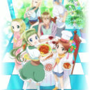 Piacevole! My Italian Cooking Anime's 1st Promo Video Streamed