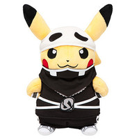 """Pikachu Gets His """"Pokémon S&M"""" On With Team Skull Cosplay Goods"""