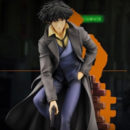 "Check the Details of Kotobukiya's ""Cowboy Bebop"" Spike Spiegel Figure in Video"