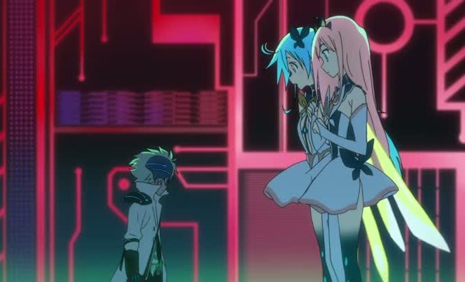 Flip Flappers Ep. 8 is now available in OS.
