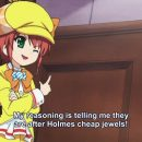 Tantei Opera Milky Holmes Movie: Gyakushuu no Milky Holmes Ep. 1 is now available in OS.