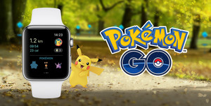 Pokémon Go Launches on Apple Watch