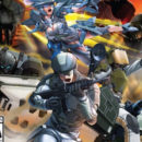 """""""Earth Defense Force"""" Mobile Game Turns You Into a Screen-Tapping Bug-Blaster"""