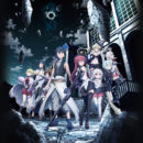 Trinity Seven Eternal Library & Alchemic Girl Anime Film's Trailer Previews ZAQ's Theme Song