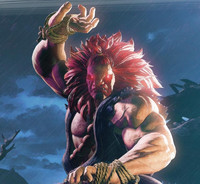 """Street Fighter V"" Trailer Introduces a Very Hairy Akuma"