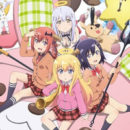 "TV Anime ""Gabriel Dropout"" 2nd PV Introduces OP Song Composed by Kenichi Maeyamada (Hyadain)"