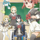 Yuki Yuna Is a Hero Anime Launches Project With Setting City in Kagawa