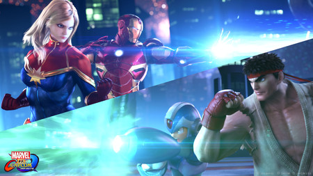 Marvel vs. Capcom Infinite Gameplay Trailer Features 1st 4 Characters in Action